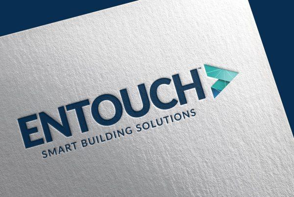 ENTOUCH Controls Logo Design by Sargent Branding
