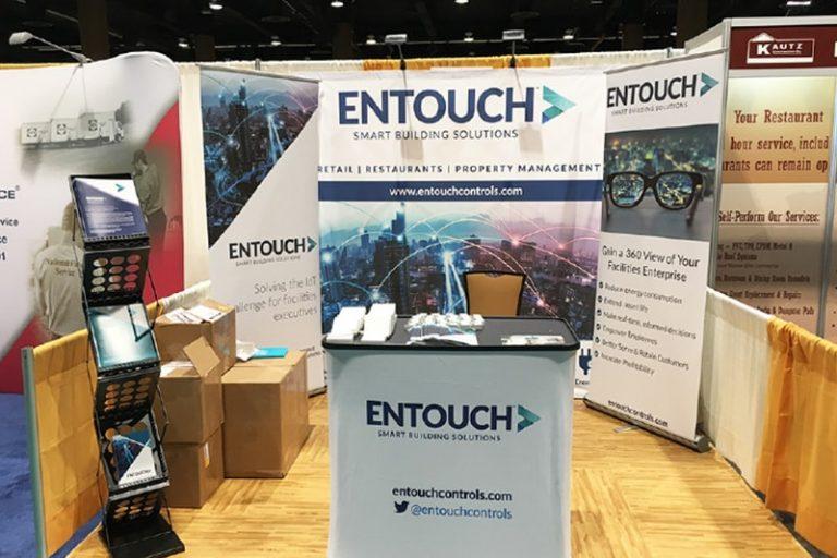 ENTOUCH tradeshow